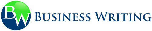http://businesswriting.com.au/ Logo